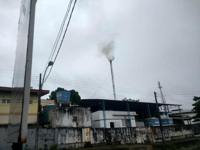 Fumaça de caldeira gera queixas, mas empresa descarta riscos
