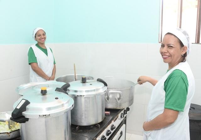 Edital para curso técnico de cozinha oferta 70 vagas