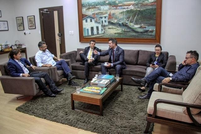Prefeitura de Macapá e Banco do Brasil alinham cobrança dos contribuintes