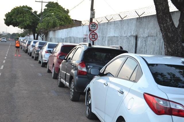 Condutores denunciam casos de extorsão e coação de flanelinhas em Macapá