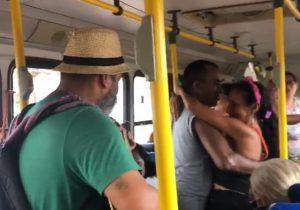 Em Macapá, casal viraliza dançando em ônibus; cantor conta rotina