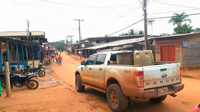 Seis mil moradores do Lourenço estão sem energia elétrica