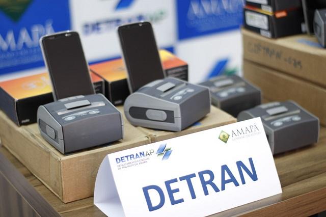 Estado adota sistema eletrônico para emissão de multas