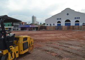 Mercado Central: expectativa de comerciantes aumenta com o avanço das obras