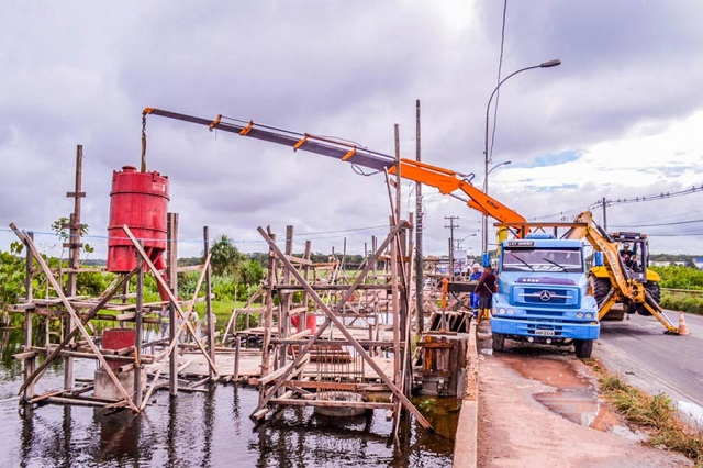 Duca Serra será interditada parcialmente na Lagoa dos Índios