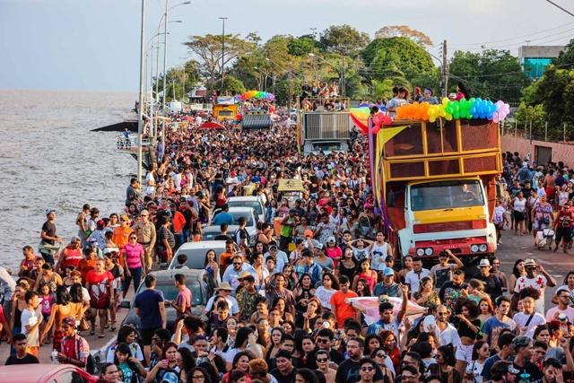 Confira a programação da parada LGBT+ do Amapá