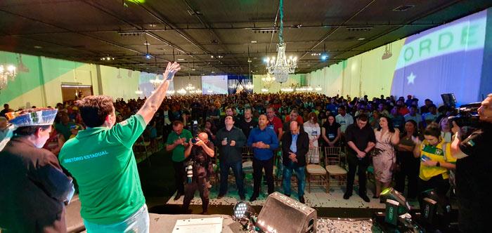 PSL alcança meta de 17 mil filiados no Amapá