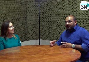 Silvana e Caetano apostam no diálogo para definir quem será o candidato do grupo
