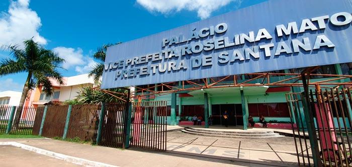 Após liminar, prefeitura de Santana reabilita empresa desclassificada em licitação