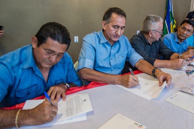 Governo vai liberar R$ 2,4 milhões para Tartarugalzinho