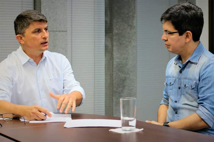 Reforma tributária: Viterbino pede que Randolfe defenda a Área de Livre Comércio
