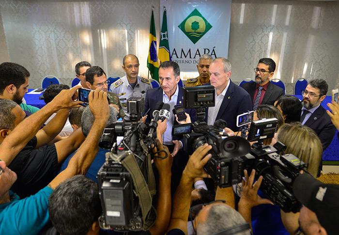 Exército assume combate a queimadas e desmatamento no Amapá
