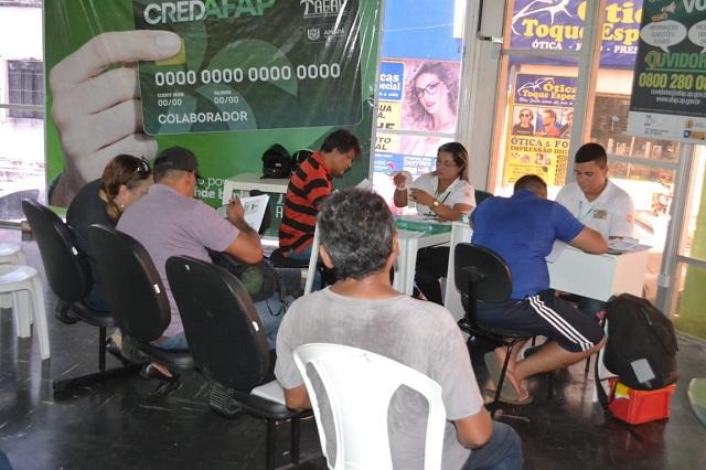 Servidores do Amapá passam a ter direito a cartão de crédito, sem consulta a SPC/Serasa
