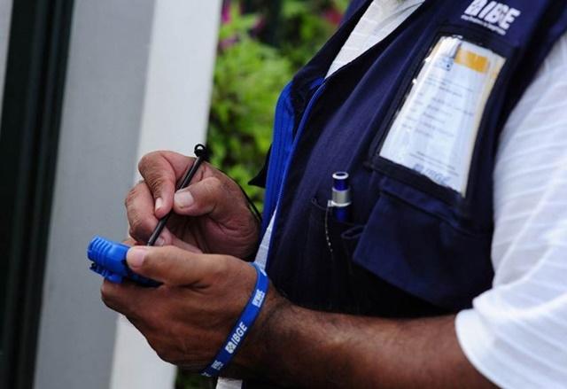 No Amapá, IBGE contratará 15 recenseadores; salários chegam a R$ 3,1 mil