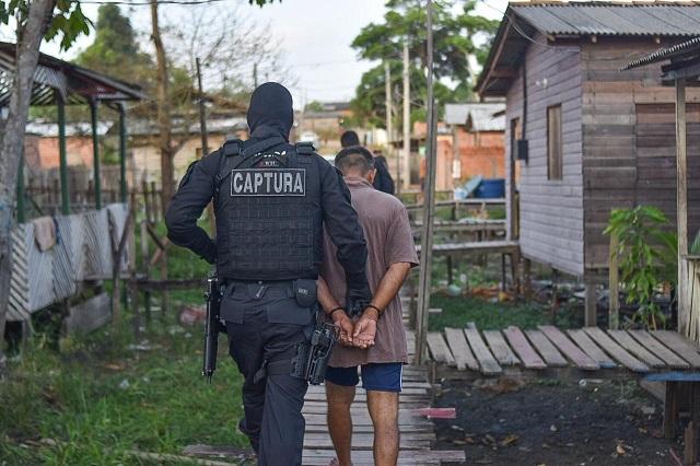Polícia Civil cumpre mandados de prisão nas 16 cidades do Amapá