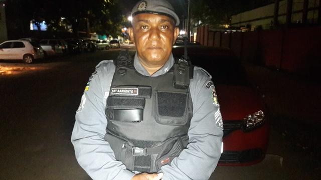 Em último plantão antes da reserva, PM do Amapá prende assaltante