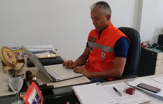 Corpo de Bombeiros alerta para golpe da 'taxa de incêndio'
