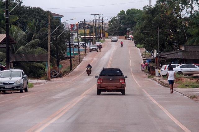 Homem morre atropelado por uma Kombi em Porto Grande