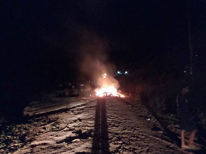 BR-156 Sul: Líderes aceitam desbloquear rodovia no Amapá, provisoriamente