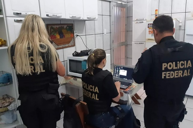 PF age contra exploração sexual infantil no Amapá e outros 7 Estados