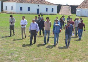 Receberá turistas do mundo inteiro, diz comitê que fiscaliza obras na Fortaleza
