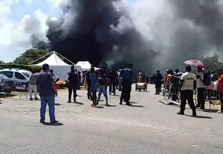 Despejo em Caiena: Cônsul diz que brasileiros venderam casas em invasão