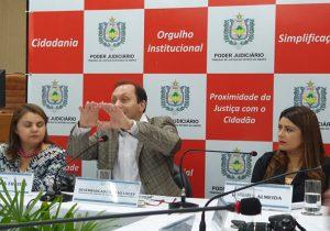 Lages revela esforço para aposentar juízes e contratar novos magistrados