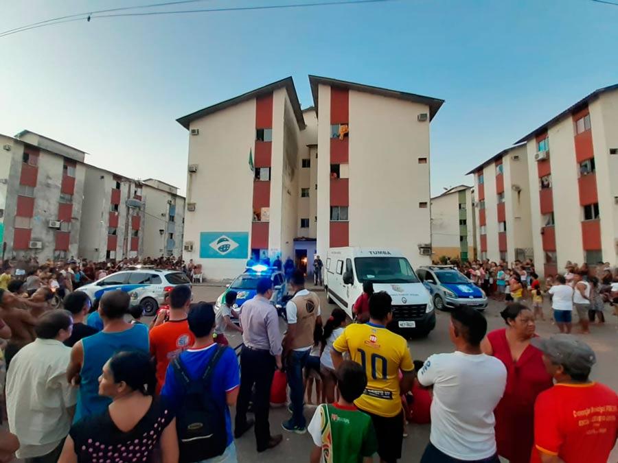 No Mucajá, acusado de roubo morre em confronto com a PM