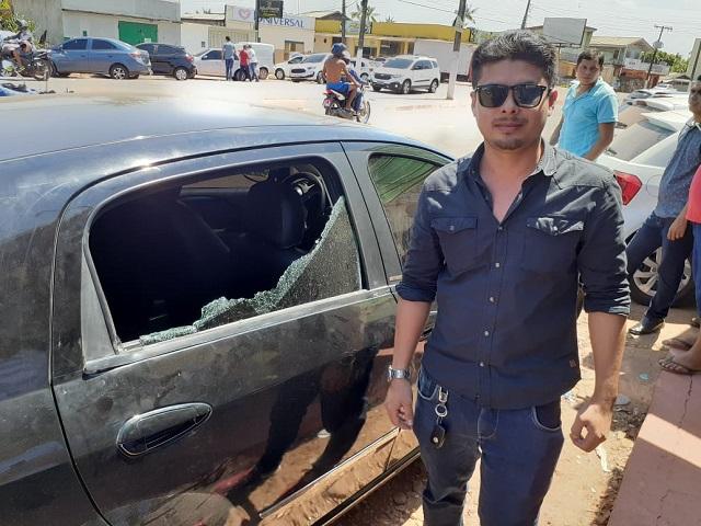 Juíza não vê gravidade e mandar soltar taxistas que agrediram motoristas de aplicativo no Amapá