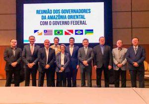 Em reunião com ministros, governadores pedem bases de monitoramento