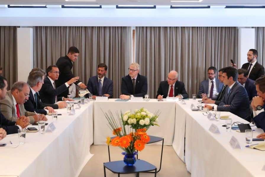 Governadores retomam diálogo com países doadores do Fundo Amazônia
