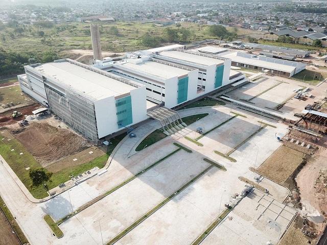 Reviravolta: Hospital Universitário do Amapá voltará ao projeto original