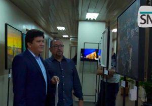 SNTV: Cores da Amazônia reúne obras de artistas do Amapá e do Pará