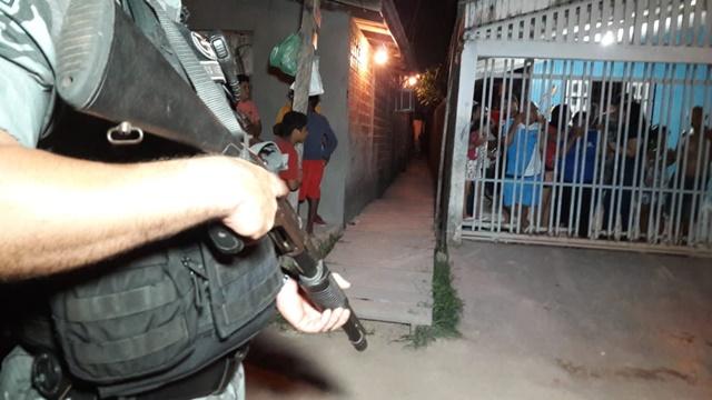 Acusado de roubos e homicídio morre em ação da PM do Amapá