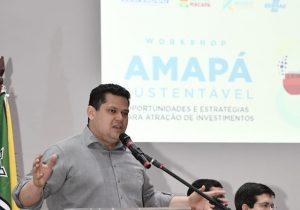 Como presidente da República em exercício, Davi assinará transferência de terras para o Amapá