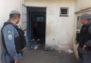 Foragido do Cesein é morto em residencial com 8 facadas