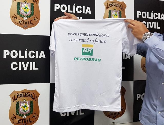 Falso diretor da Petrobrás enganou centenas de jovens no Amapá, diz PC