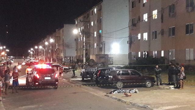 Detento é executado pelas costas em residencial de Macapá