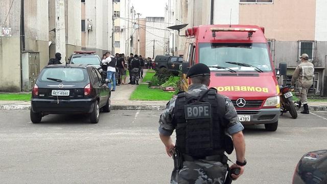 Residenciais de Macapá sofrem com homicídios em série