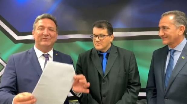 Conjunto Miracema: Após decisão judicial, senador anuncia R$ 120 milhões para obra