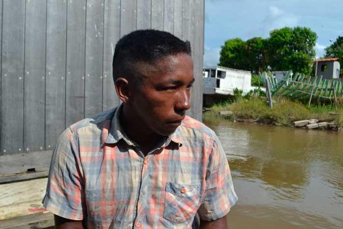 """""""Homem nunca deve bater em mulher"""", diz Sabazinho, agora garoto-propaganda"""