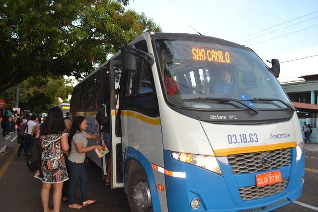 Enem: Veja como funcionará o sistema de ônibus em Macapá
