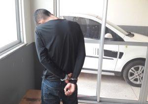 Comparsa em tentativa de homicídio entre cunhados é preso