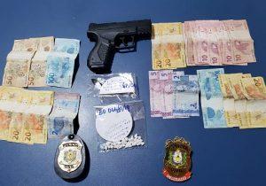 """Em Oiapoque, """"funcionários"""" de mulher traficante são presos"""