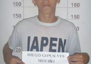 Condenado a 42 anos de prisão por assaltos escapa do Iapen