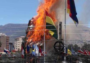 Amapaense que mora na Bolívia fala sobre crise