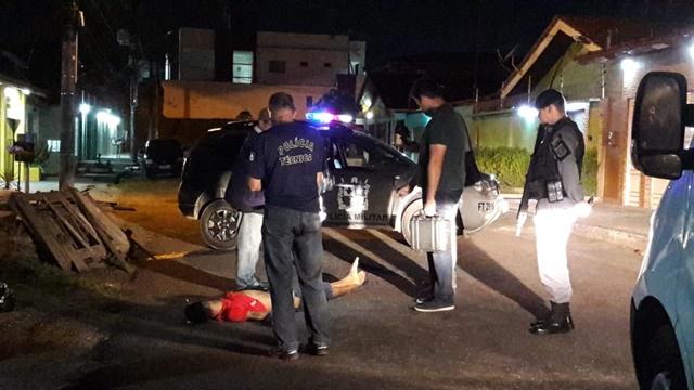 Bandido é morto pelo comparsa em assalto frustrado