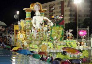 Confira horário e tema de cada escola na 1ª noite do desfile