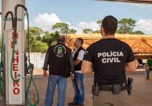 Fiscalização encontra fraudes e interdita postos de combustível no Amapá