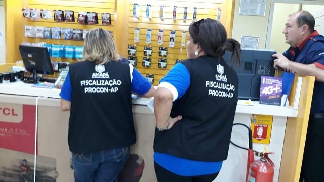 Procon notifica lojas de Macapá para evitar abusos na Black Friday
